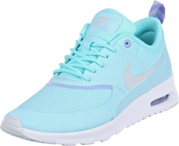 Nike WMNS Air Max Thea Glacier Blue Ice White Blue Tint Purple Fade Plantinum White Women's Shoe