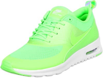 Nike WMNS Air Max Thea Neon Lime Green White Women's Shoe