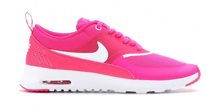 Nike WMNS Air Max Thea Rose Pink and White Women's Shoe