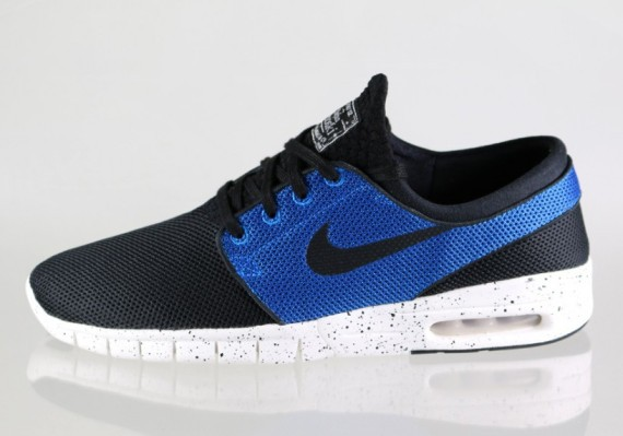 Nike SB Stefan Janoski Max Ivory Pack Black Photo Blue Shoe