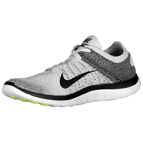 finest selection d6517 336ef Price $64.5 Nike Free 4.0 Flyknit 631053 010 Pure Platinum ...