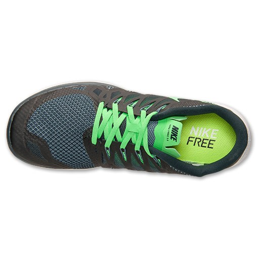 Womens Nike Free 5.0 Shield Black