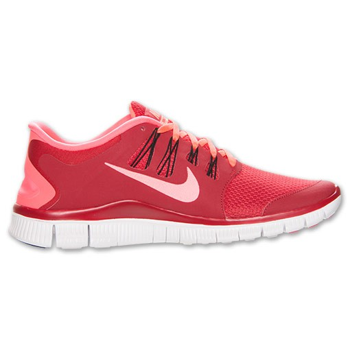 Nike Free 5.0 579959 660 Gym Red/Atomic Red/Black - Men's Running Shoes