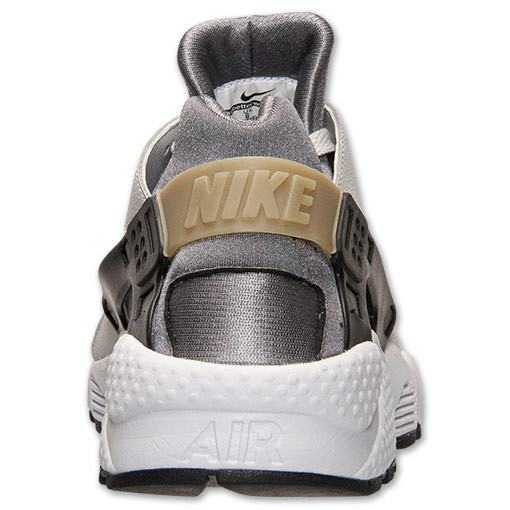 Nike Air Huarache 318429 005 Light Ash Grey/Black/Cool Grey Mens Shoes