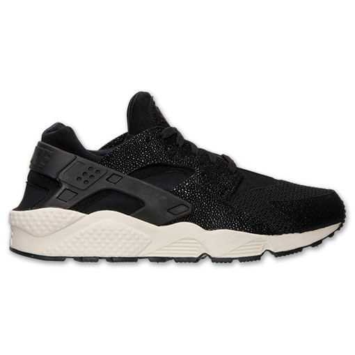 Nike Air Huarache PA 705008 001 Black/Sea Glass Mens Shoes