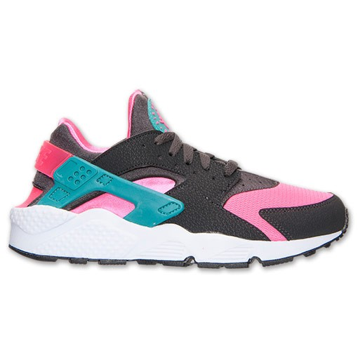 Nike Air Huarache 318429 600 Hyper Pink/Dusty Cactus/Medium Ash Mens Shoes