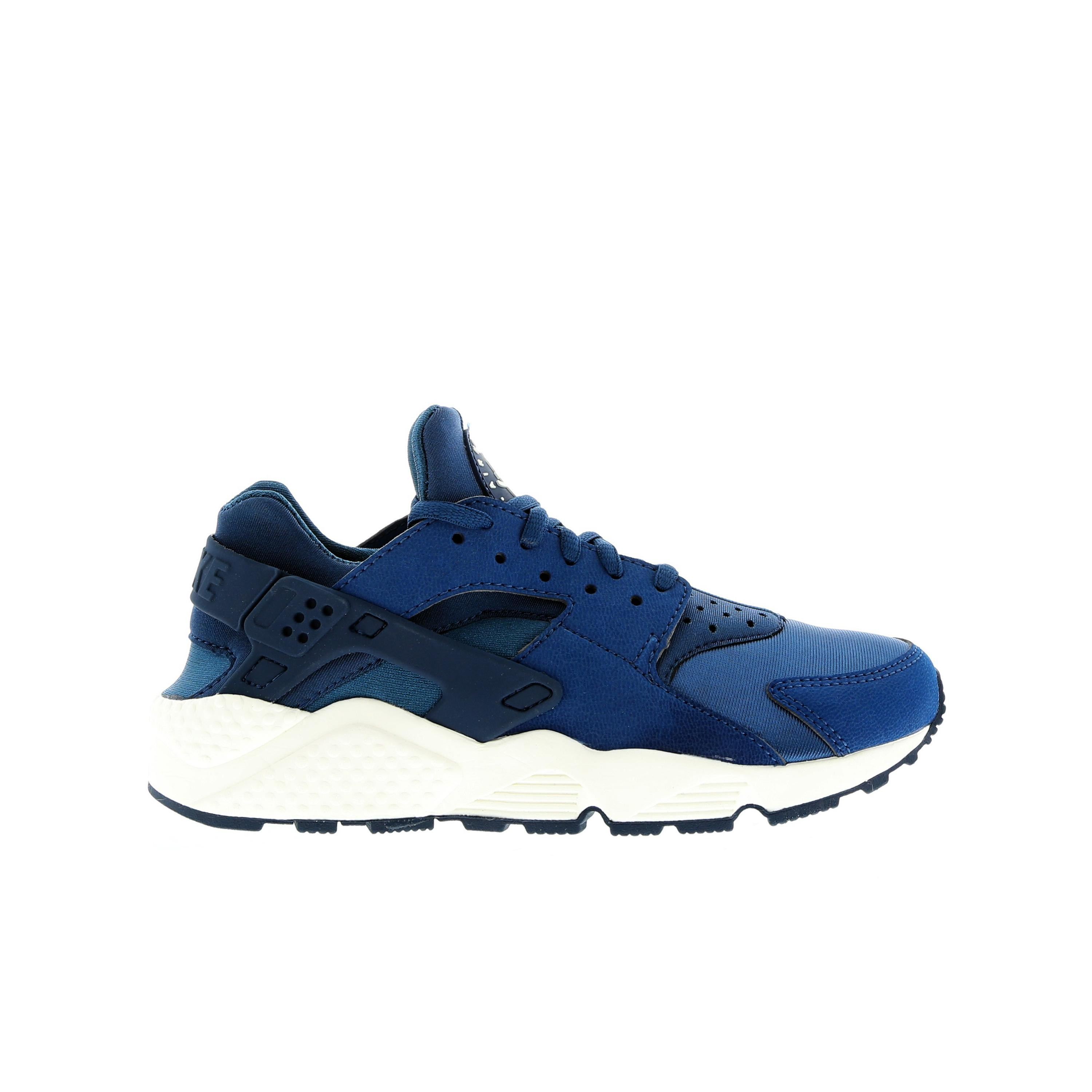 Nike Air Huarache 634835-400 Blue Force/Blue Force/Sail Mens Shoes