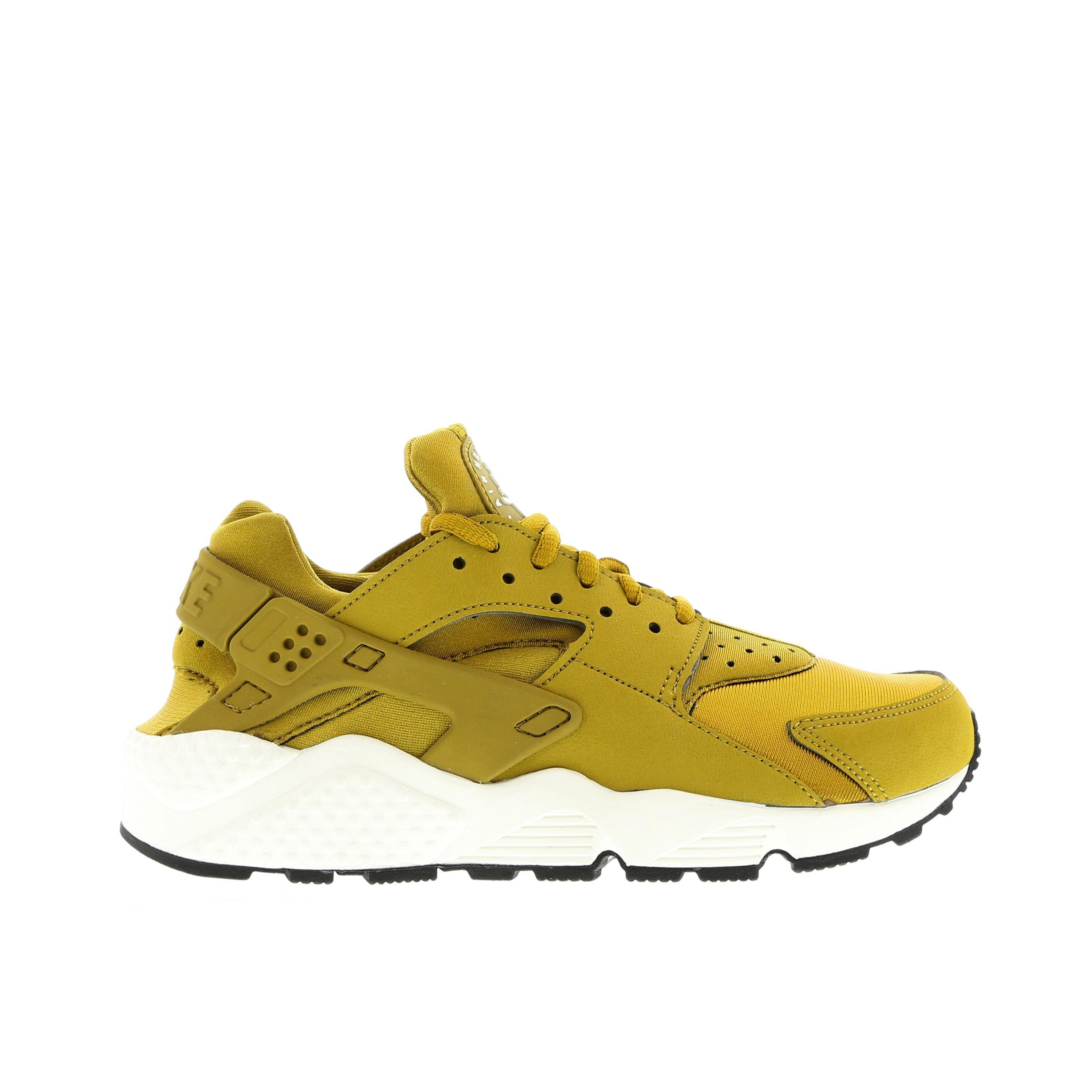 Nike Air Huarache 634835-700 Bronzine/Bronzine/Sail Mens Shoes