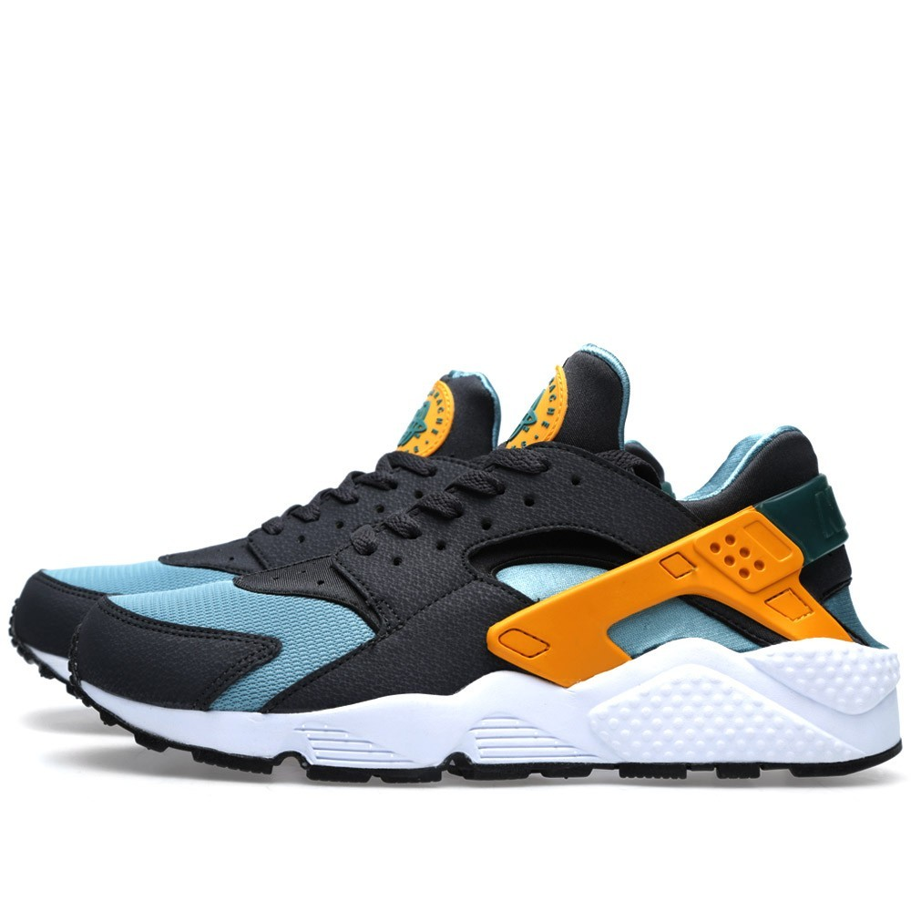 Nike Air Huarache Catalina 318429-307 Catalina/Anthracite University Gold Men's Shoe