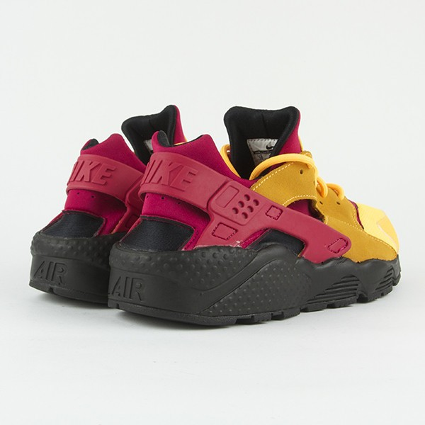 Nike Air Huarache LE Laser Orange/hyper fuchsia/Blackk/White Men's Shoe