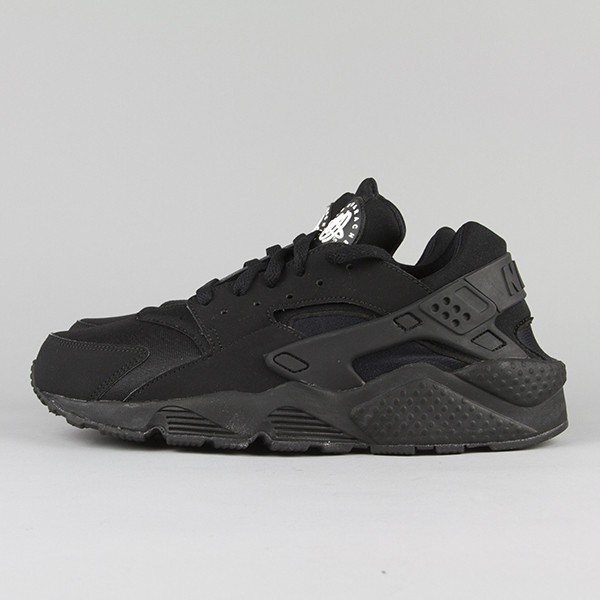 Nike WMNS Air Huarache LE Black Anthracite White Womens Shoe