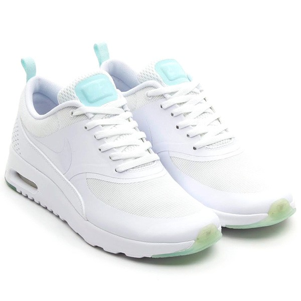 Footlocker Finishline best-seller à vendre Nike Air Max Formateurs De Thea Bonbons Blanc / Menthe / Pur jeu recommande sneakernews n7blUf