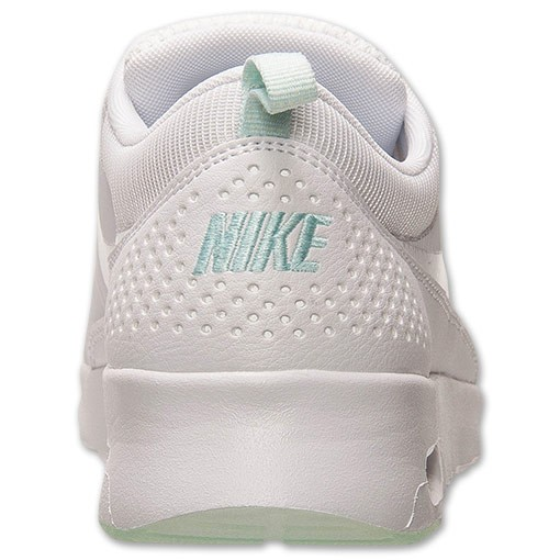 Nike WMNS Air Max Thea Glow In The Dark Premium Leopard Print 616723 100 White/White/Mint Candy Womens Trainers