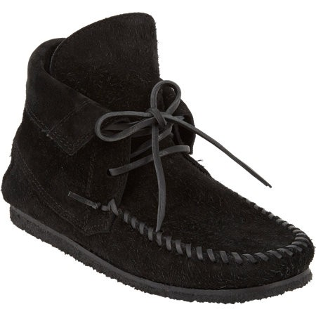 Isabel Marant Étoile Flavie Moccasin Boot 503398830 Black for Women