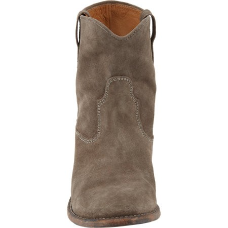 Isabel Marant Crisi Ankle Boots 503398992 Taupe for Women