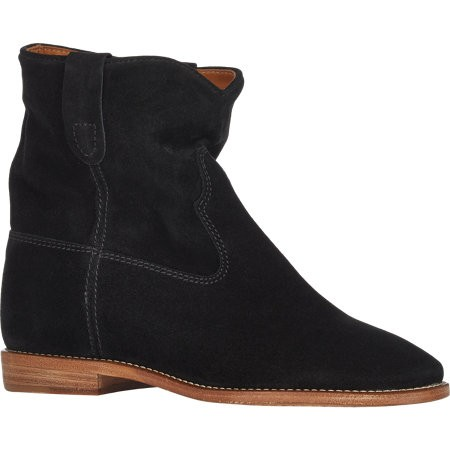 Isabel Marant Étoile Crisi Ankle Boots 503765972 Black for Women