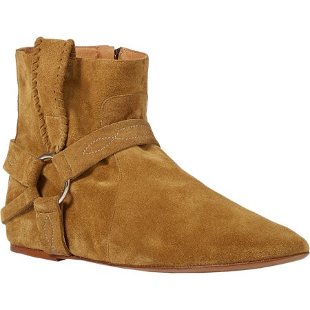 Isabel Marant Étoile Ralf Harness Boots 503765716 Camel for Women