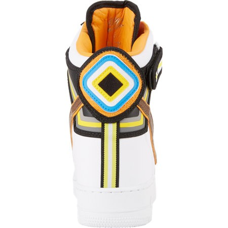 Riccardo Tisci x Nike Air Force 1 High RT White Leather Sneakers