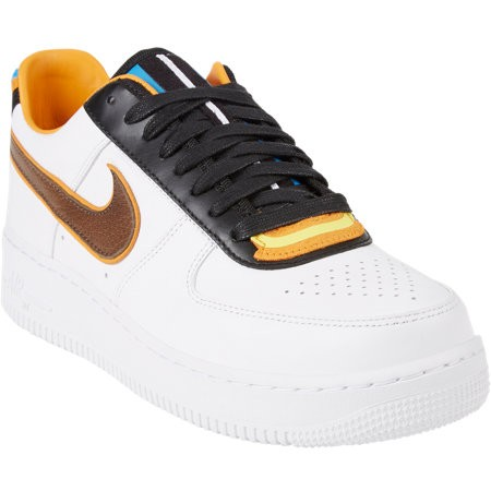 Riccardo Tisci x Nike Air Force 1 Low RT White Leather Sneakers