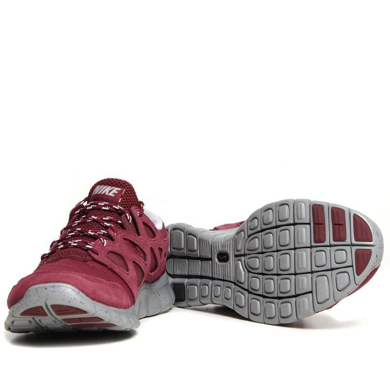 Nike Free Run 2+ 537732 660 Team Red Mens Running Shoes