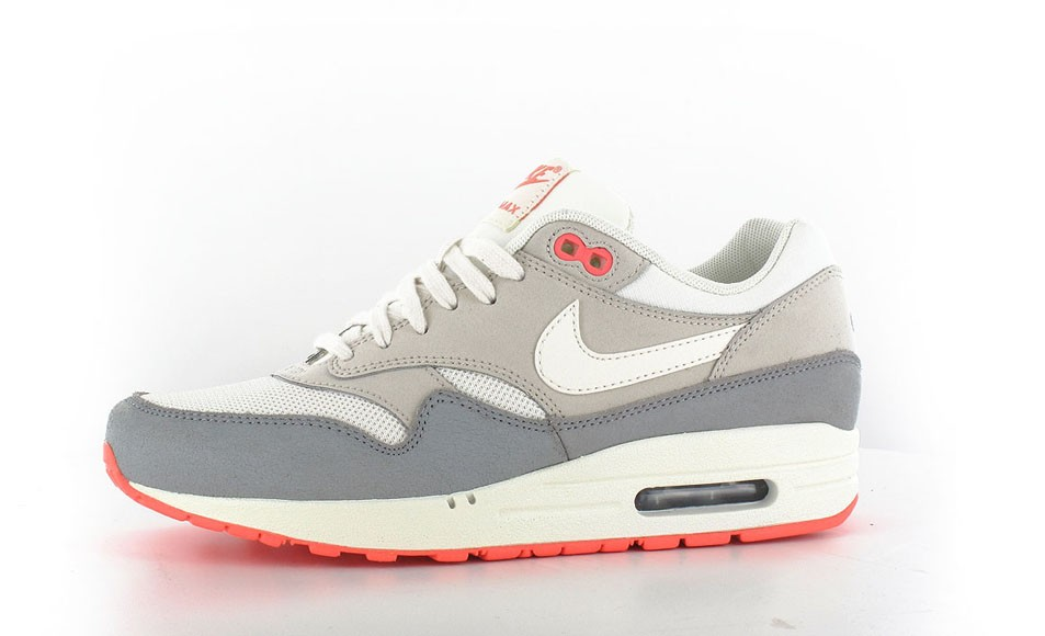Nike WMNS Air Max 1 Essential Pigeon Sail Mortar Silver Women's Shoe