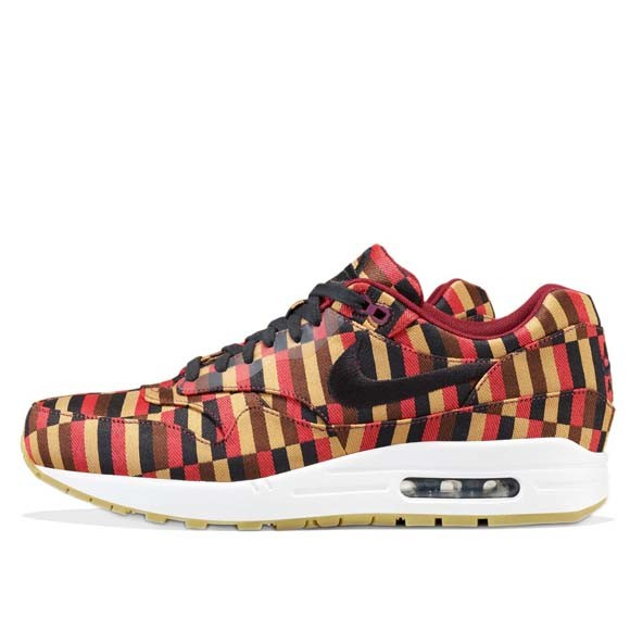 Nike Air Max 1 x Roundel By London Underground Men's Casual Running Shoe
