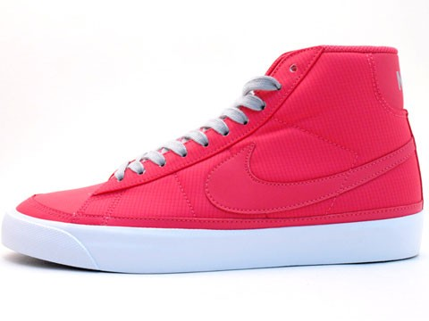 Nike WMNS Blazer Mid 09 375573-600 Pink Grey Womens Shoes