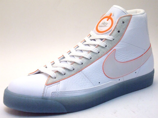 Nike Blazer High Premium Wii Pack 312457-111 Men's Shoe