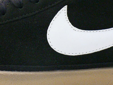 Nike Star Classic High 324666-011 Black White Gum Men's Shoe
