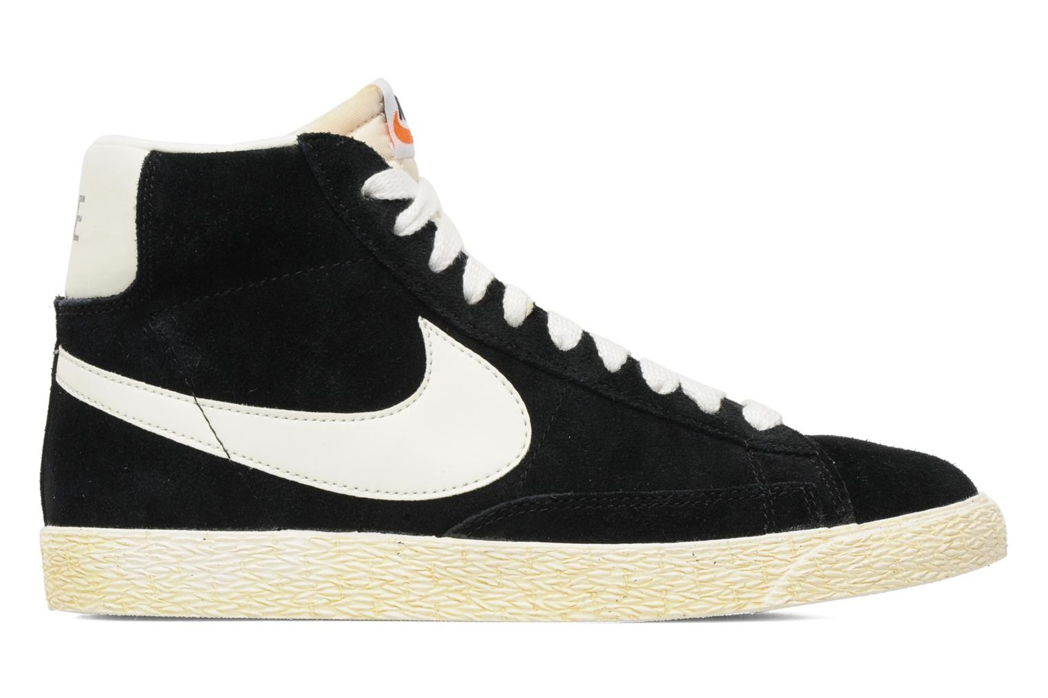 Nike Blazer High Vintage Black Sail Men's Shoe
