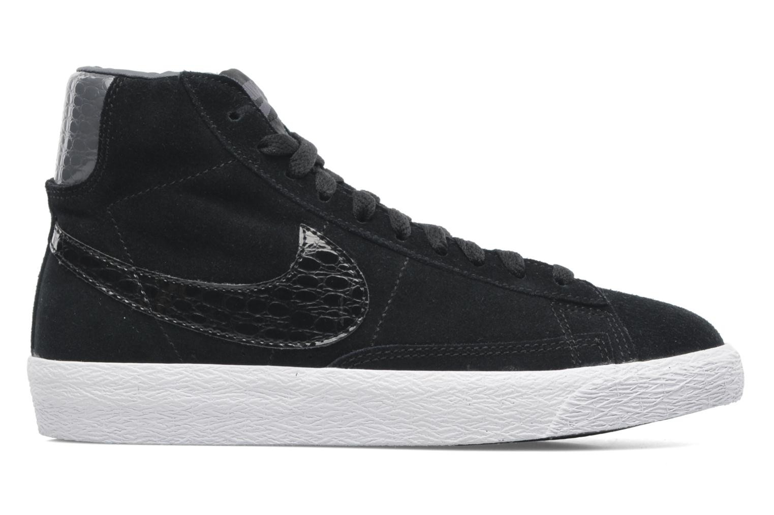 Nike Blazer Mid Vintage (GS) black Dark Grey Youths Trainers