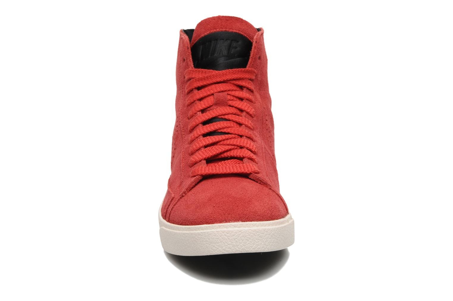 Nike Blazer Lux University Red Sail Black Men's Trainers