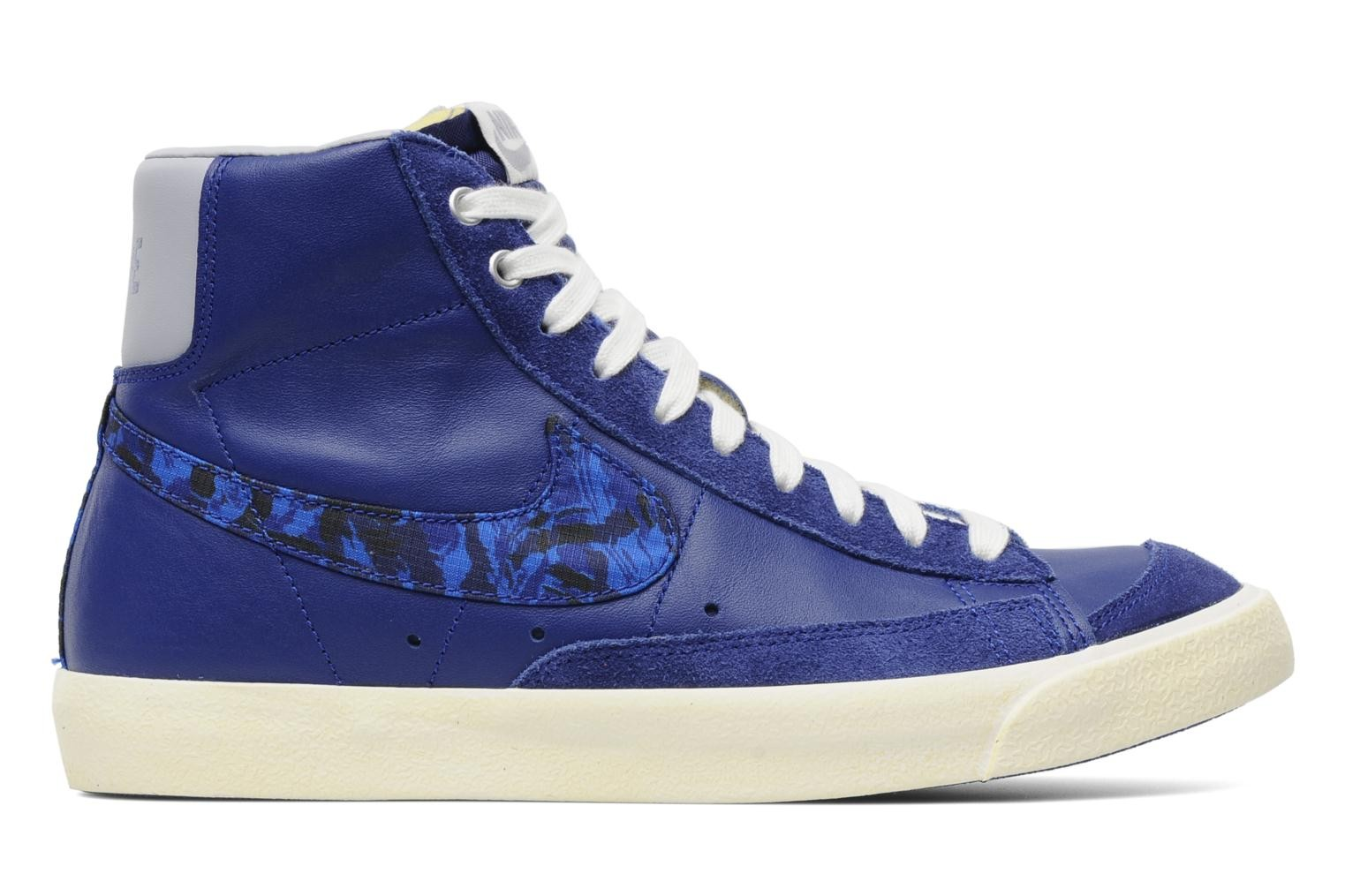 Nike Blazer Mid 77 Prm Vntg Deep Royal Blue Sail Wolf Grey Men's Shoe