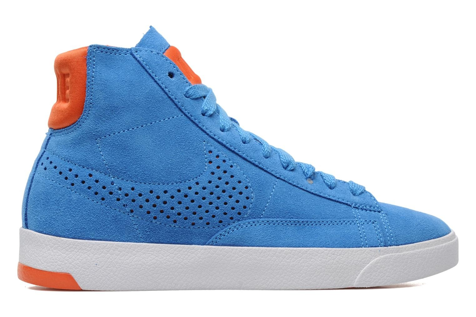 Nike Blazer Lux Blue Hero Team Orange Men's Trainers