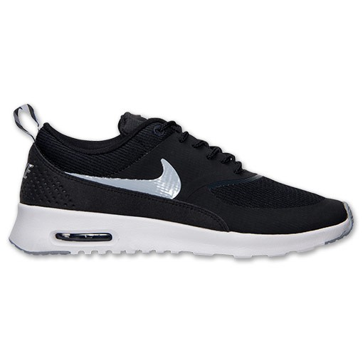 Nike WMNS Air Max Thea 599409 007 Black Grey White Women's Shoe