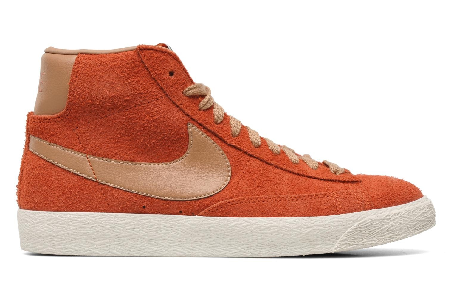 Nike Blazer Mid Prm Vintage Suede Rust Factor Dusted Clay Sail Men's Shoe