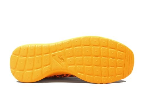 Nike Roshe Run Fb Leopard Orange Mens and Womens Casual Shoes