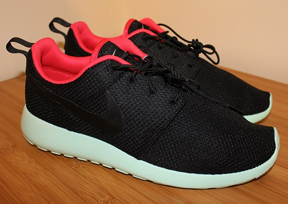 Nike Roshe Run Yeezy 2 Solar Red Mens and Womens Casual Shoes