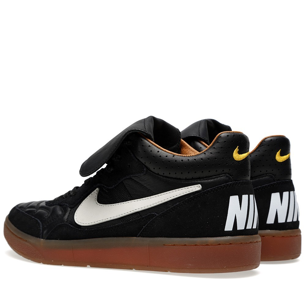 Nike Nsw Tiempo 94 Mid OG 636704-010 Black Sail Trainers