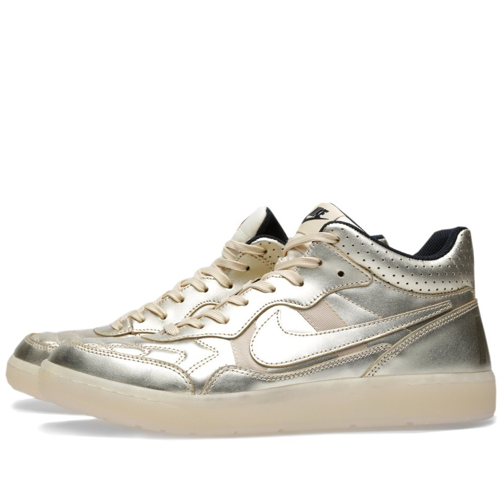 Nike Nsw Tiempo 94 Mid Hp QS 667544-200 Sand Dune Gold Trainers