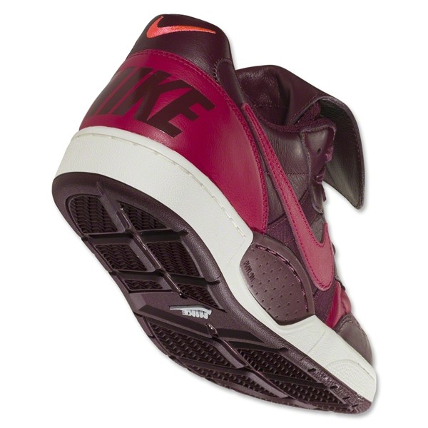 Nike Nsw Tiempo '94 Deep Garnet Ivory Hyper Punch Fuscia Force Leisure Soccer Shoes