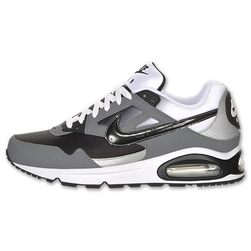Nike Air Max Skyline Si 343886 010 Black Grey White Silver Mens Running Shoes