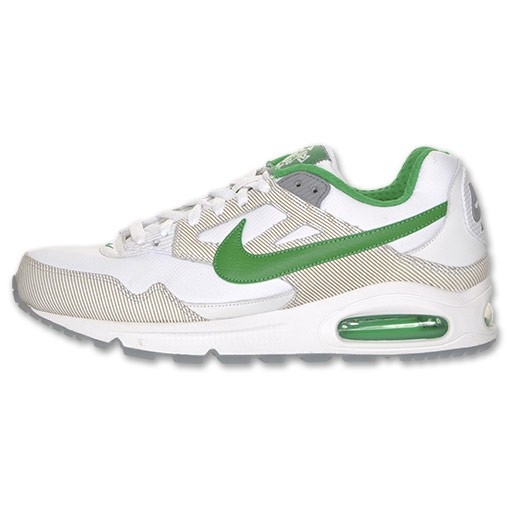 Nike Air Max Skyline Si 343886 100 White Lucky Green Mens Running Shoes
