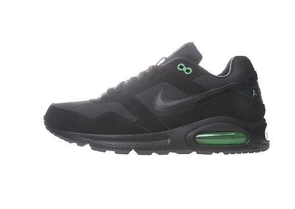Nike Air Max Navigate Black Green Men's and Women's Running Shoes
