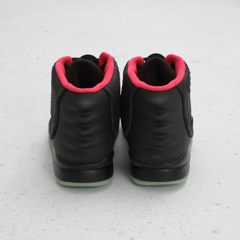 da08a5fad7074 Price  64 Nike Air Yeezy 2 Black Solar Red x Kanye West Kim Kardashian  508214-006 Sneakers Shoes Glow in the Dark for Sale - Best Restock Releases  in USA ...